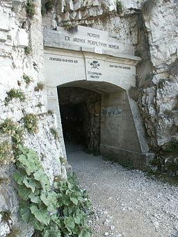 Tunnel 1 - Strada delle 52 gallerie