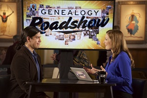 Mark Vigil and Mary Tedesco Genealogy Roadshow