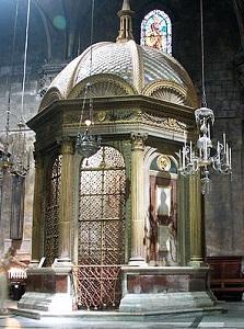 Volto Santo Chapel in Lucca