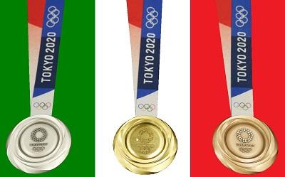 Medals Tokyo Olympics