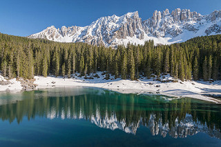 Lake Carezza