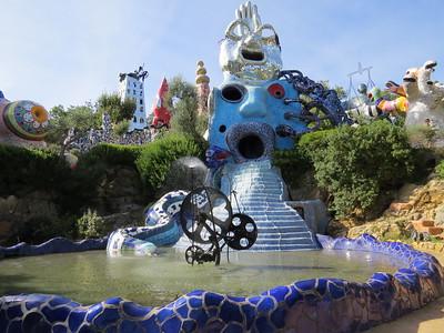 Il Giardino dei Tarocchi (The Tarot Garden)