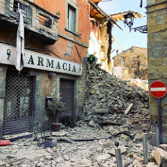 Amatrice Earthquake 2016