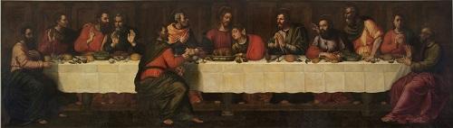 Plautilla Nelli's Last supper