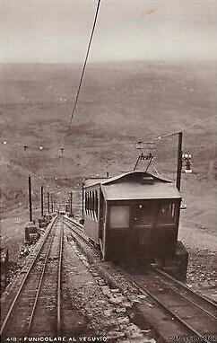 Mount Vesuvius funicular