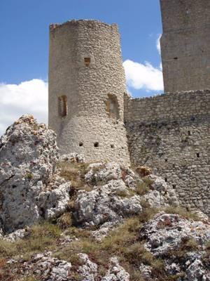 Rocca Calascio Circular Tower