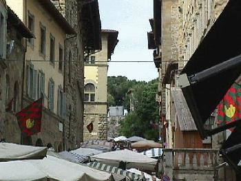 Booths & Buildings of Arezzo