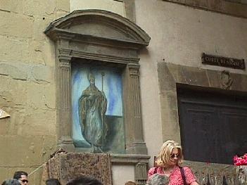 Wall Painting Arezzo