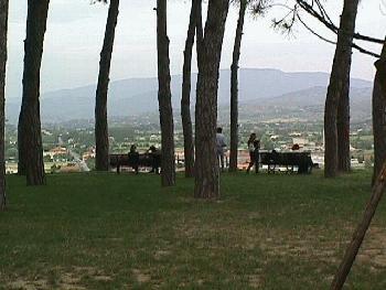 Park Benches Arezzo