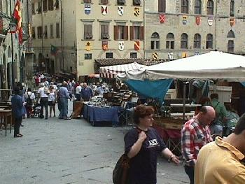 Booths and Emblems Arezzo