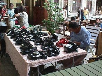 Vintage Telephones Arezzo