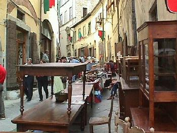 Tables and Chairs Arezzo
