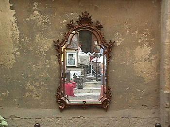 Mirror Arezzo