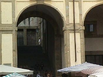 Archway, Arezzo Tuscany