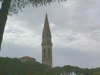 Cathedral Belltower, Arezzo Tuscany