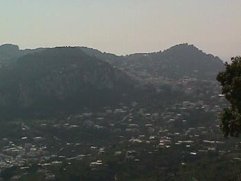 Terrain of Capri