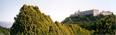 Benedictine Abbey of Monte Cassino