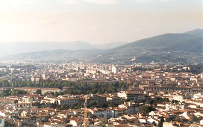 The City of Florence & Beyond