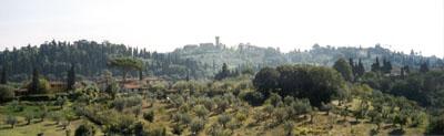 Beautiful Tuscan Hills