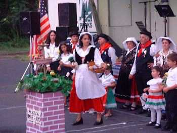 Calabrisella Mia Folk Dance