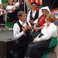 Mamma Mia Dammi Cento Lire Folk Dance