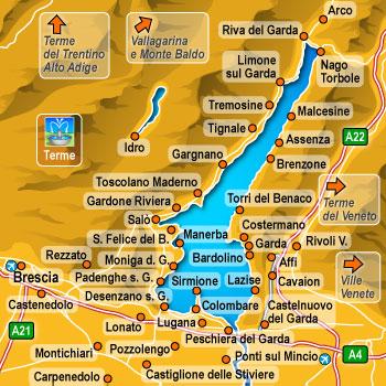 Lake Garda Hotels