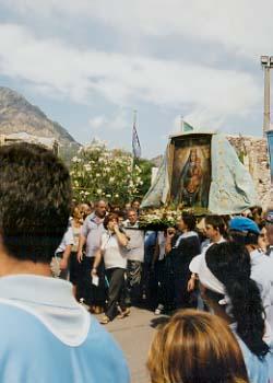 Madonna del Piano Procession