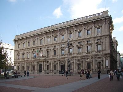 Palazzo Marino Milan
