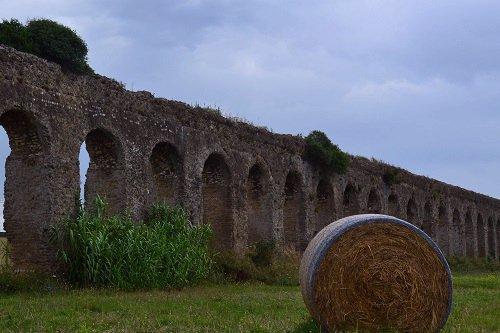 Aqueduct Minturno