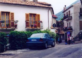 Street in Mongrassano