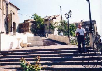 Piazza in Mongrassano