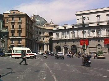 Trieste e Trento Square