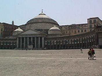 Basilica of Saint Francis of Paola