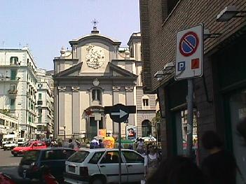 A Church in Naples
