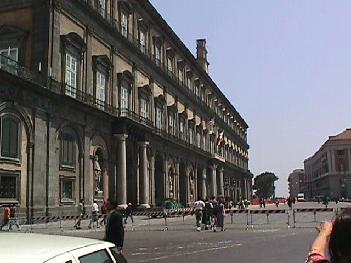 Royal Palace/Palazzo Reale