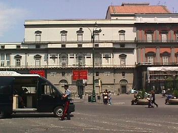 Trieste e Trento Square/Galleria Umberto Primo