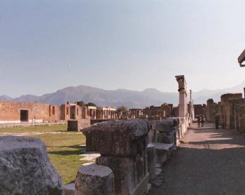 Forum of Pompei