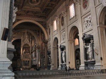 Gothic baldacchino by Giovanni di Stefano