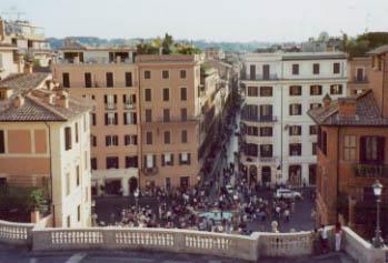 Via Condotti, Rome