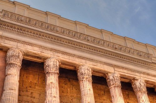 Roman Architecture, Rome Italy