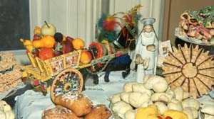 Horse Carriage & Desserts