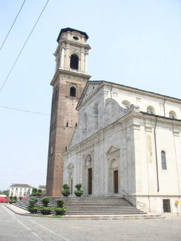 Cathedral of San Giovanni Battista Belltower