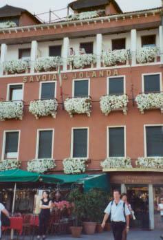 The Savoia & Jolanda Hotel