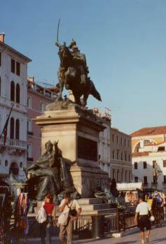 Victor Emmanuel statue