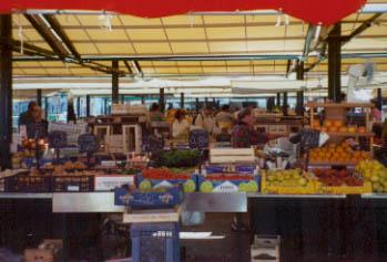 Fruit Stand Rialto Market
