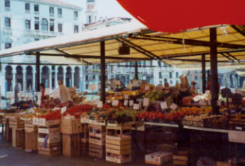 Rialto Market Crates