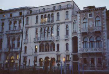 Palazzi di Venice