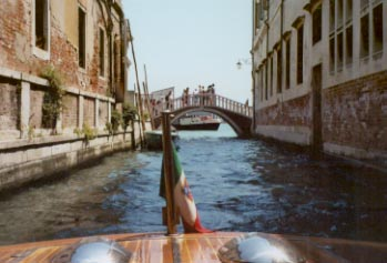 Canaletto/Small Canal of Venice