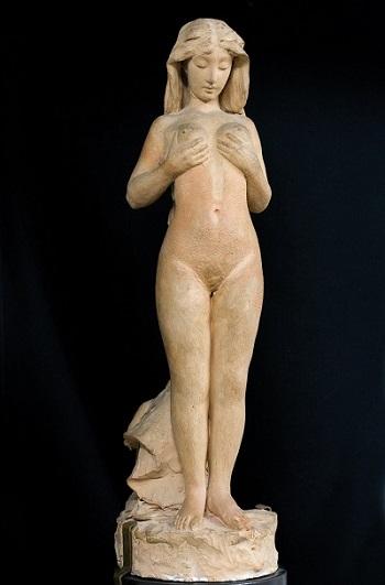 Adriano Cecioni (Fontebuona 1836 – Florence 1886) Nanà